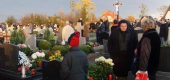 1 listopada w Chocianowicach