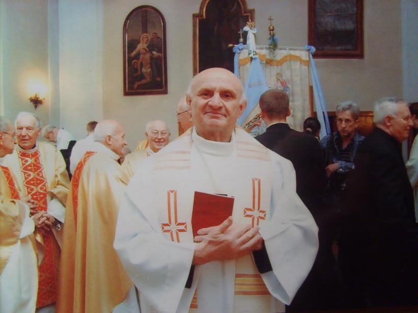 Pogrzeb ks. Józefa Plewnia