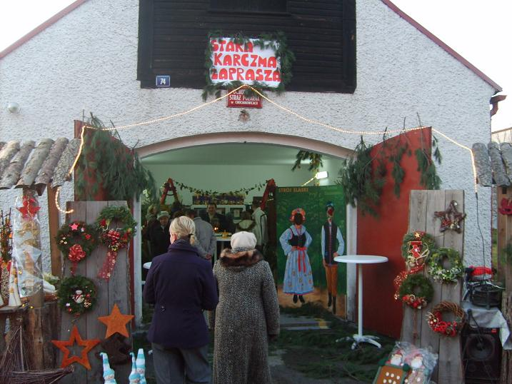 Szkolny Weihnachtsmarkt 2008