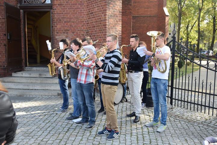 Orkiestra: Warsztaty muzyczne Twardogóra 2015