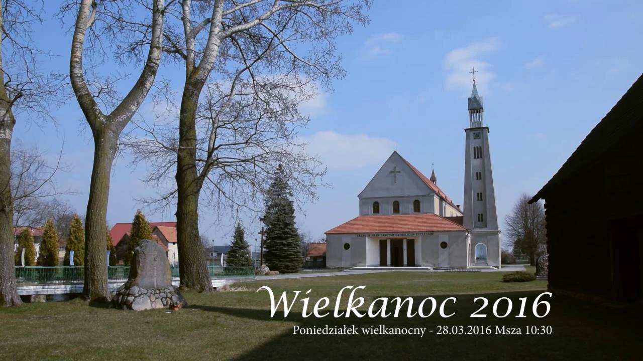 Wielkanoc 2016 w Chocianowicach