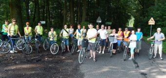Sobota na rowerze – Rajd DFK Chocianowice