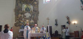 Uroczystości odpustowe w Chocianowicach 2016