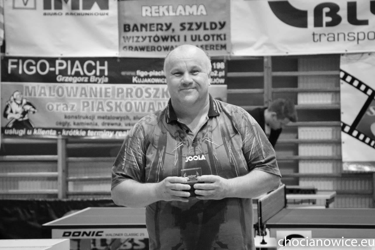 LZS Blyss Kujakowice – ATS Ligota. Śmierć Norberta Mnich