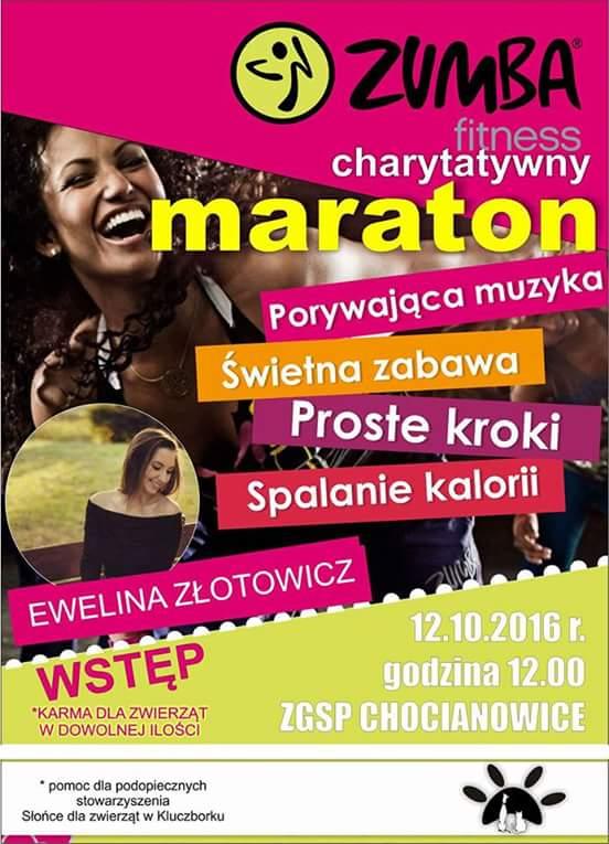 zumba 2016 plakat