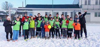 Śniegowy trening – styczeń 2017