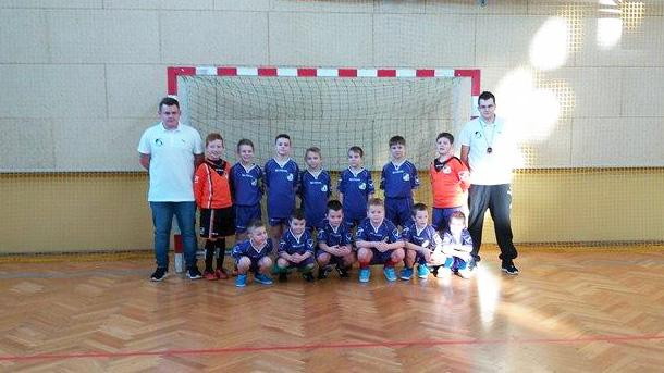 Wygrana LZSu Chocianowice w powiatowym turnieju żaków – 2017