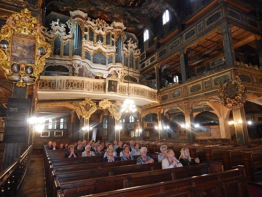 500 lat Reformacji – poznajemy największy drewniany kościół w Europie