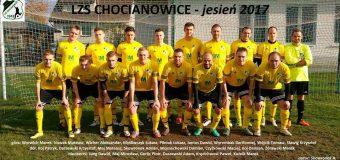 Zakończenie rundy jesiennej – LZS Chocianowice 2017