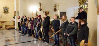 Święto muzyki – koncert chocianowickiej orkiestry młodzieżowej