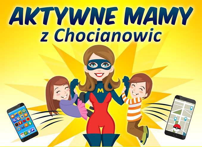 Aktywne Mamy z Chocianowic – zakończenie projektu 2018