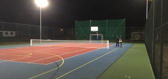 Budowa boiska sportowego – grudzień 2018