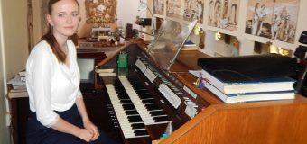 Koncert organowy w chocianowickim kościele – 2020